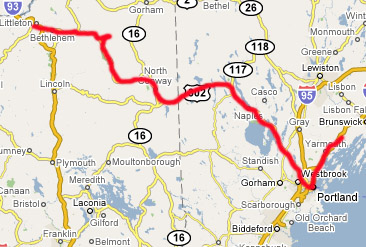 Littleton to Freeport
